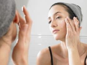 acne cream face